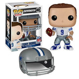 NFL Wave 2 Pop! Vinyl Figure Tony Romo [Dallas Cowboys] - Fugitive Toys