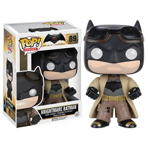 DC Comics Pop! Vinyl Batman v Superman - Knightmare Batman