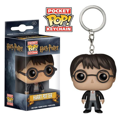 Harry Potter Pocket Pop! Keychain Harry Potter