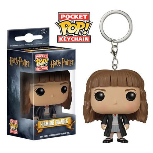 Harry Potter Pocket Pop! Keychain Hermione - Fugitive Toys