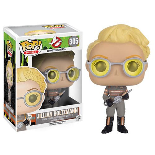 Movies Pop! Vinyl Figure Jillian Holtzmann (Ghostbusters 2016)