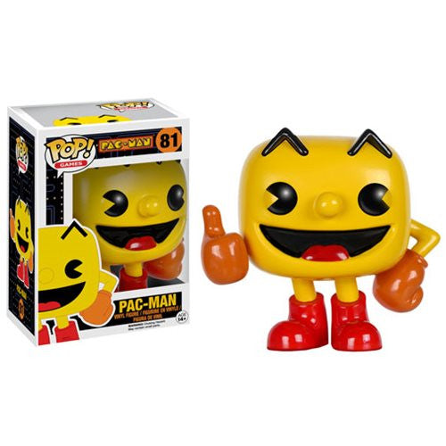Pac-Man Pop! Vinyl Figure Pac-Man