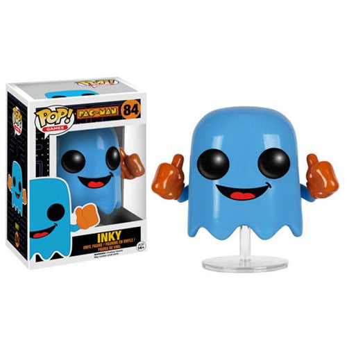 Pac-Man Pop! Vinyl Figure Inky