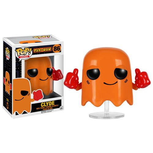 Pac-Man Pop! Vinyl Figure Clyde