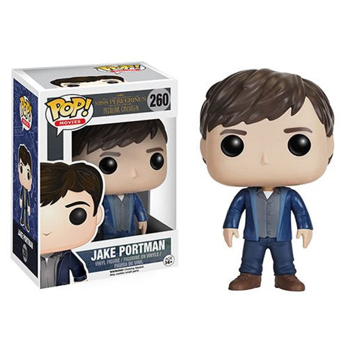 Movies Pop Vinyl Figure Jacob Portman Miss Peregrine S