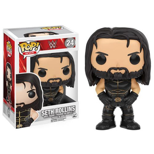 WWE Pop! Vinyl Figure Seth Rollins