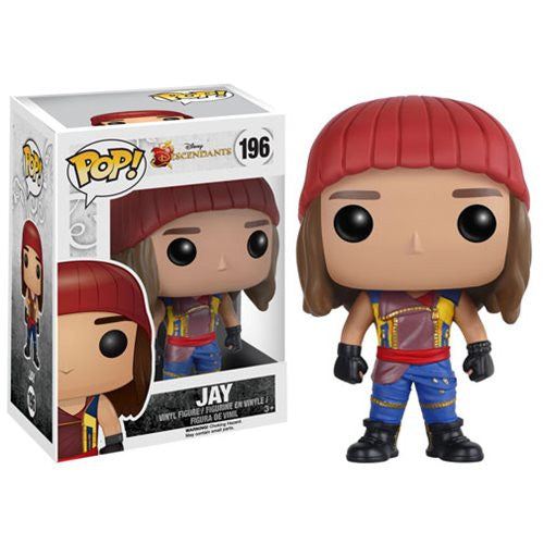 Disney Pop! Vinyl Figure Jay [Descendants] - Fugitive Toys
