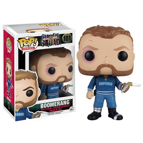 Movies Pop! Vinyl Figure Boomerang [Suicide Squad]
