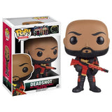 Movies Pop! Vinyl Figure Unmasked Deadshot [Suicide Squad]