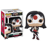 Movies Pop! Vinyl Figure Katana [Suicide Squad] - Fugitive Toys