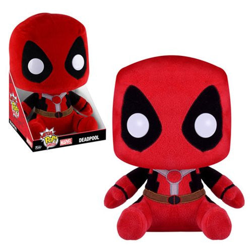 Marvel Pop! Jumbo Plush Deadpool
