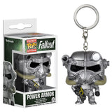 Fallout Pocket Pop! Keychain Power Armor