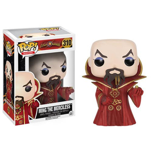 Movies Pop! Vinyl Figure Emperor Ming (Flash Gordon)