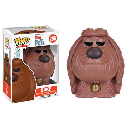 Movies Pop! Vinyl Figure Duke (The Secret Life of Pets)
