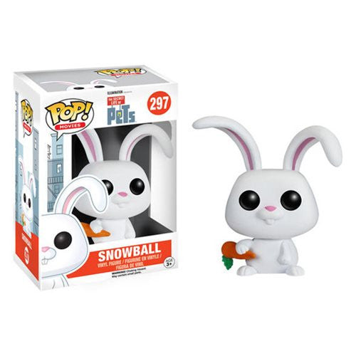 Movies Pop! Vinyl Figure Snowball (The Secret Life of Pets)