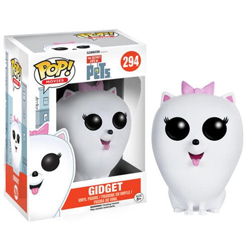 Movies Pop! Vinyl Figure Gidget (The Secret Life of Pets)