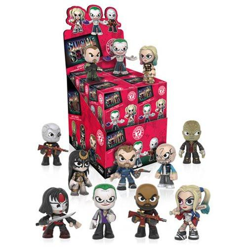 Suicide Squad Mystery Minis: (Case of 12)
