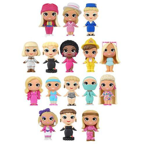 Barbie Mystery Minis: (1 Blind Box)