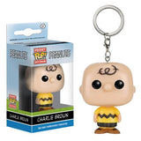 Peanuts Pocket Pop! Keychain Charlie Brown - Fugitive Toys