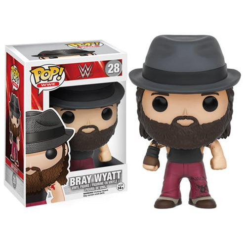 WWE Pop! Vinyl Figure Bray Wyatt - Fugitive Toys