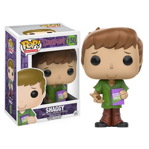 Scooby Doo Pop! Vinyl Figure Shaggy