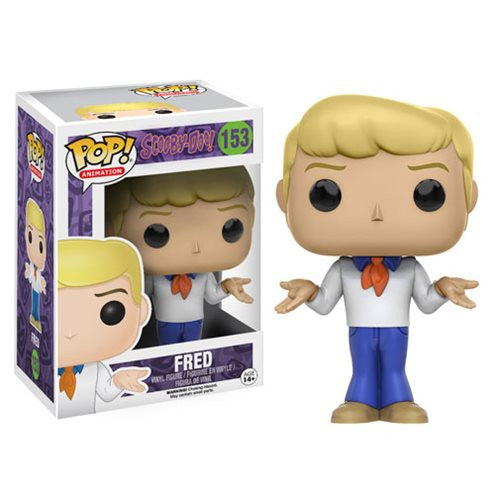Scooby Doo Pop! Vinyl Figure Fred