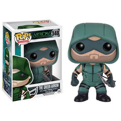 Arrow The Television Series Pop! Vinyl Figure The Green Arrow - Fugitive Toys