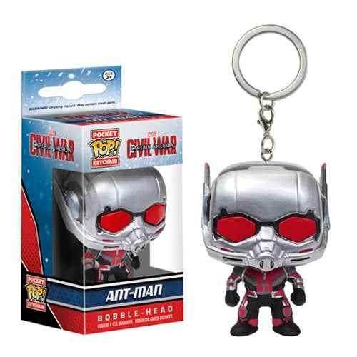 Captain America: Civil War Pocket Pop! Keychain Ant-Man - Fugitive Toys
