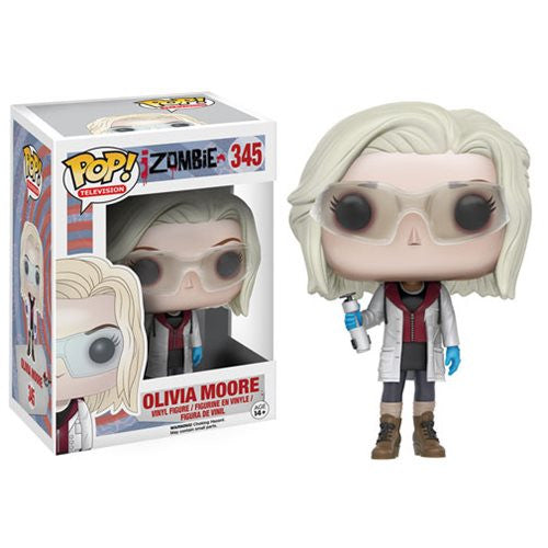iZombie Pop! Vinyl Figure Olivia Moore w/glasses