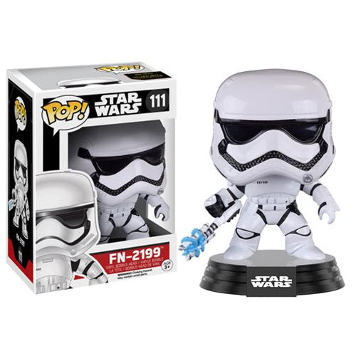Star Wars Pop! Vinyl Bobblehead FN-2199 Trooper [Episode VII: The Force Awakens]