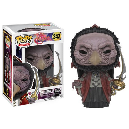 Movies Pop! Vinyl Figure The Chamberlain Skeksis [The Dark Crystal] - Fugitive Toys