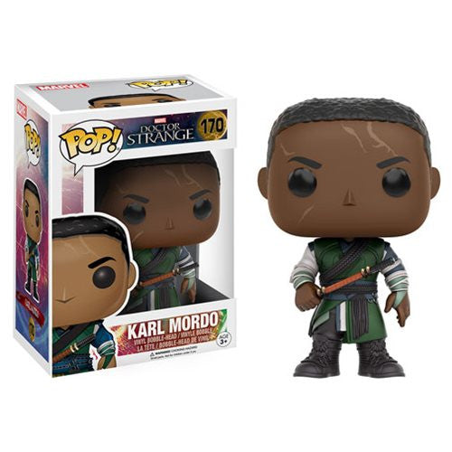 Marvel Pop! Vinyl Figure Mordo [Dr. Strange]