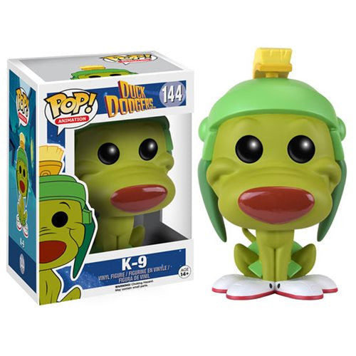 Duck Dodgers Pop! Vinyl K-9