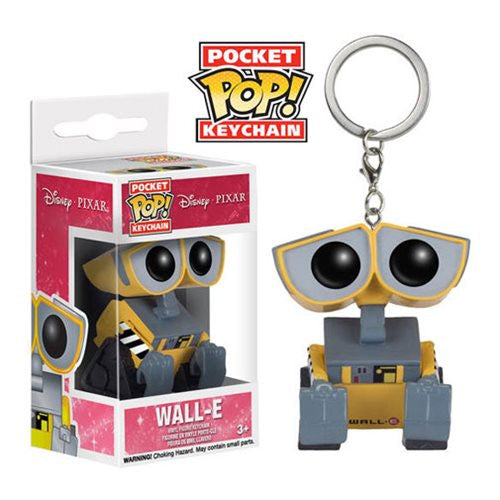 Disney Pocket Pop! Keychain Wall-E - Fugitive Toys