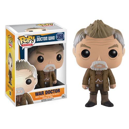 Doctor Who Pop! Vinyl Figure War Doctor