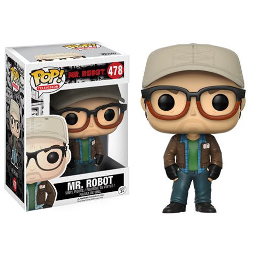 Mr. Robot Pop! Vinyl Figure Mr. Robot