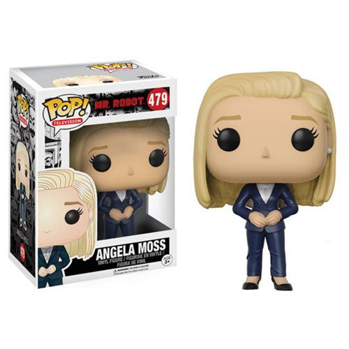Mr. Robot Pop! Vinyl Figure Angela Moss