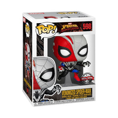 Spider-Man Maximum Venom Pop! Vinyl Figure Venomized Spider-Man [598]