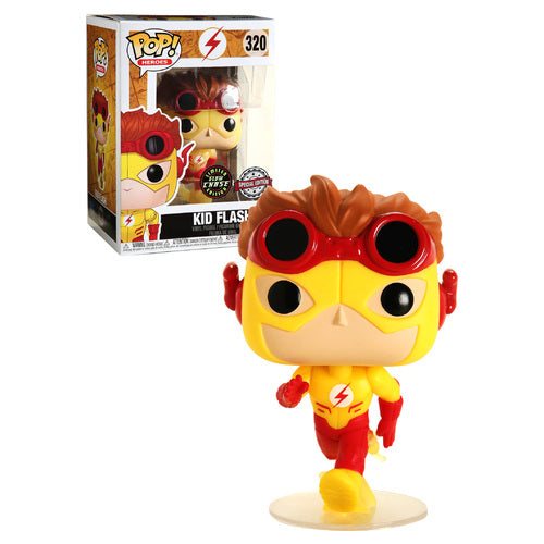 DC Pop! Vinyl Figure Penguin Kid Flash (Young Justice) (Chase) [320]
