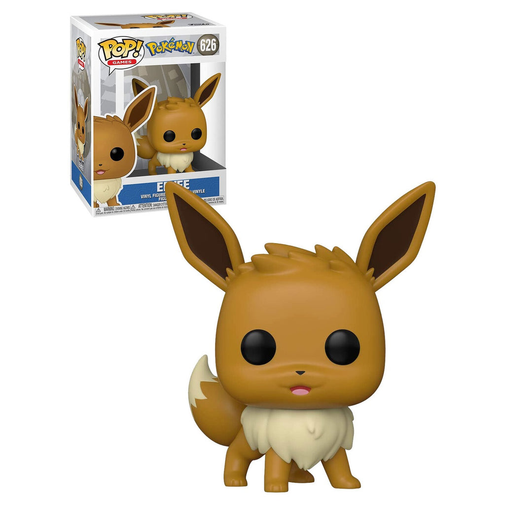Pokemon Pop! Vinyl Figure Eevee [626]