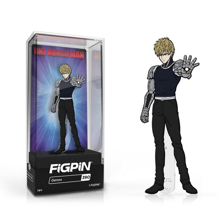 One Punch Man: FiGPiN Enamel Pin Genos [390]