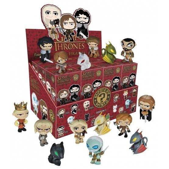 Game of Thrones Mystery Minis Series 1: (1 Blind Box)