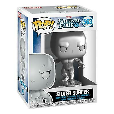 Fantastic Four Pop! Vinyl Figure Silver Surfer [563] - Fugitive Toys