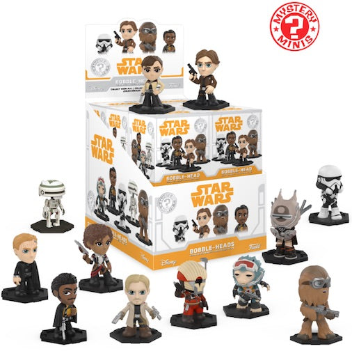 Funko Mystery Minis Star Wars Solo: (1 Blind Box)