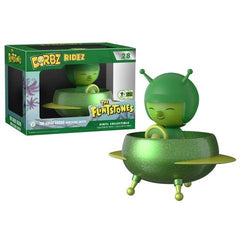 Dorbz Ridez: The Flintstones - The Great Gazoo with Flying Saucer [ECCC Exclusive]