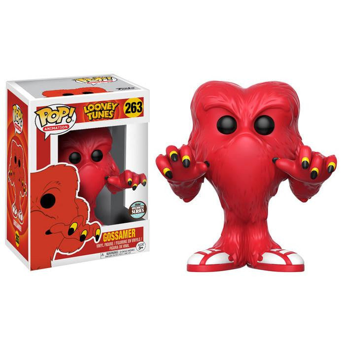 Looney Toons Pop! Vinyl Figure Gossamer [Specialty Series] - Fugitive Toys