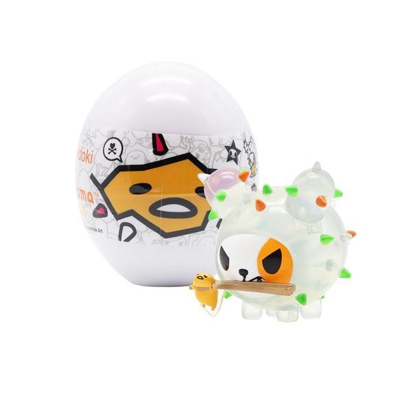 Tokidoki x Gudetama Series 1 in Plastic Egg: (1 Blind Box)