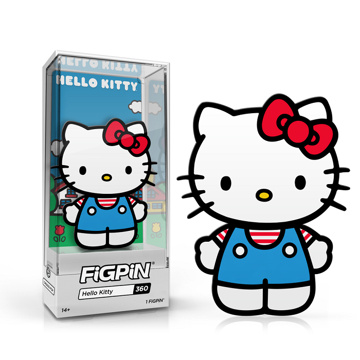 Sanrio: FiGPiN Enamel Pin Hello Kitty [360] - Fugitive Toys
