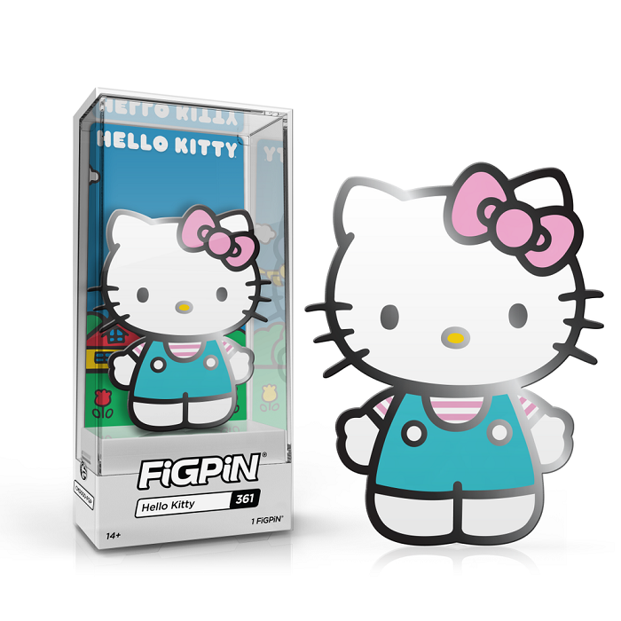 Sanrio: FiGPiN Enamel Pin Hello Kitty (Chase) [361]