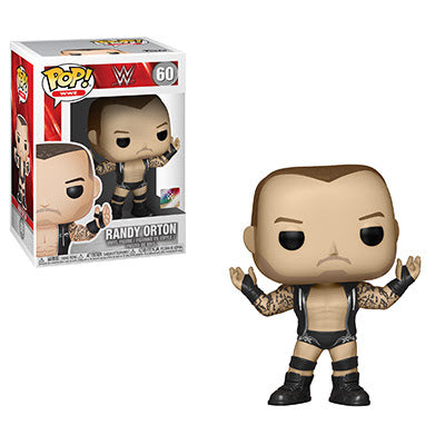 WWE Pop! Vinyl Figure Randy Orton [60] - Fugitive Toys